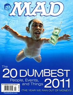 Cover for MAD (EC 1952 serie) #513 February 2012