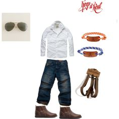 """""""Casual"""" by stphbllrd on Polyvore"""