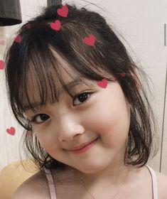 So Cute Baby, Cute Baby Meme, Cute Kids, Cute Asian Babies, Korean Babies, Asian Kids, Cute Babies, Baby Girl Birthday, My Baby Girl