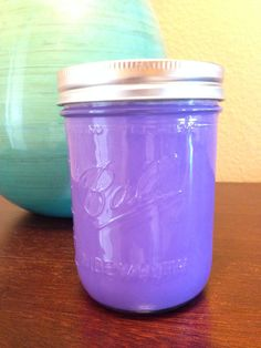 16 oz Soy Candle in Wide Mouth Ball Mason Jar. by ChrislanCandles, $7.00