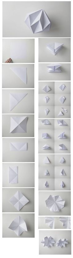 Origami (Diy Ornaments Paper)