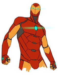 All-New Invincible Iron Man por Kris Anka. Marvel Comics, Marvel Heroes, Marvel Avengers, Superhero Characters, Comic Book Characters, Comic Character, Character Concept, New Iron Man, Iron Man Art