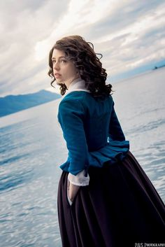 Claire Fraser- Outlander, P&S Photography Cosplay