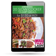 "This Meal Plan is designed for YOU. It is designed to maximize your time enjoying your life without slaving away in the kitchen, and to also please your family with some AMAZING meals! This is your meal plan. They're all Slow Cooker meals. And they're all ""dump"" meals – meaning that you will just throw all the ingredients in a freezer bag. So the preparation couldn't be easier. Nothing is pre-cooked – no need to get out any pots or pans or turn on the oven. You will only need some measuring… Garlic Chicken Slow Cooker, Slow Cooker Chicken Tacos, Slow Cooker Ribs, Slow Cooker Freezer Meals, Chicken Burritos, Best Slow Cooker, Honey Garlic Chicken, Slow Cooker Recipes, Ropa Vieja Slow Cooker"