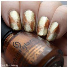Dile Nails: Kultaa ja kuparia