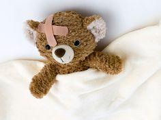 Was tun, wenn das Kind am Wochenende krank ist?