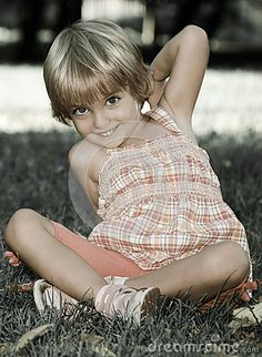 Photo about Beautiful child - The appearance of childlike beauty. Image of gleaming, child, nature - 58836634