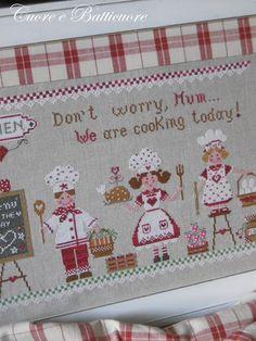 Cuore e Batticuore: idea per la mamma cuoca-èasticcera