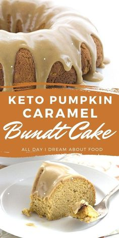 Low Carb Sweets, Low Carb Desserts, Low Carb Recipes, Pumpkin Recipes Keto, Sugar Free Desserts, Dessert Recipes, Cake Recipes, Baking Recipes, Keto Regime