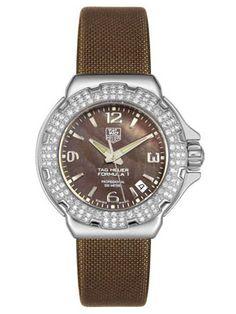 WAC1217.FC6221 Tag Heuer часы Lady Carrera Collection Formula 1 Glamour Diamonds