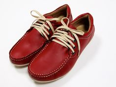 Scholl | Red Sneakers