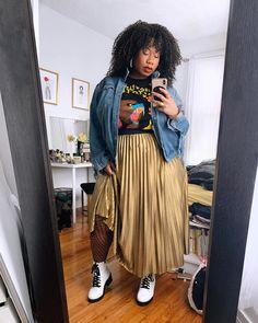 Fat Girl Fashion, Curvy Fashion, Plus Size Fashion, Child Fashion, Fashion Black, Petite Fashion, Urban Fashion, Style Fashion, Curvy Girl Outfits