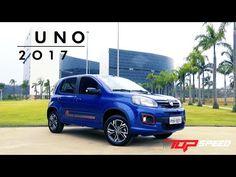Avaliação Fiat Uno 2017 | Canal Top Speed - YouTube