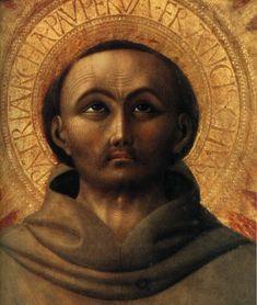 Sassetta - The Ecstasy of St Francis (detail), 1437-44
