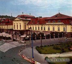 Grasalkovičov palác - Grasalkovičov palác v roku 1974 - Pohľady na Bratislavu