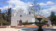 Ojojona, Honduras. My little Hermana is walking down the street at 2:17!!!
