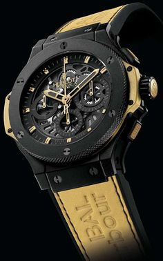 Hublot #mens #watch | Raddest Men's Fashion Looks On The Internet: http://www.raddestlooks.org