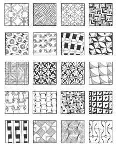 grid 7 | Flickr - Photo Sharing! – Emily Perkins Zentangle
