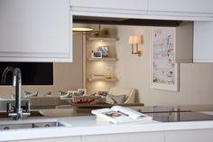 Greville House - Kitchen design by Mdesign London House, Mdesign, House Design Kitchen, Home Kitchens, Kitchen Design