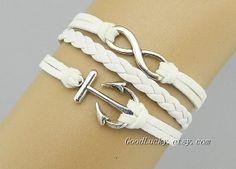 BraceletHipster Jewelry charm leather by charmjewelrybracelet, $7.99