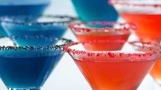 Patriotic Margaritas Recipe