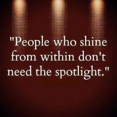 shine within