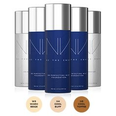 NV PERFECTING MIST SET – TOP SELLERS $159.95 ADD TO CART 1 bottle of NV Primer 1 bottle of NV Perfecting Mist – Warm Beige 1 bottle of NV Perfecting Mist – Cool Buff 1 bottle of NV Perfecting Mist – Cool Toffee 1 bottle of NV Bronzer 1 set of 2 NV puffs 1 NV headband