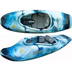 Jackson Kayak Super Fun Kayak - Whitewater Kayaks - Rock/Creek