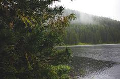 Trillium Lake, Mount Hood, Oregon
