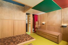Inside Le Corbusier's Le Cabanon at Art Basel via Dwell