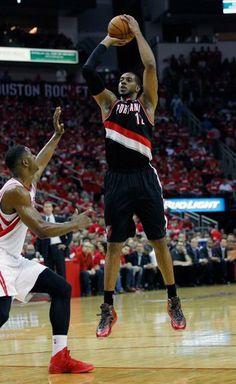 1. LaMarcus Aldridge- Portland Trailblazers dominated Game 1 of the NBA playoffs