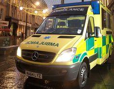 Emergency Ambulance, Social Networks, Ems, Medicine, British, Wellness, Firefighters, Medical, Social Media