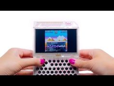 Fantasy console made real: PocketCHIP ships this month with PICO-8 preinstalled | The Verge