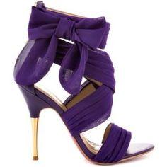 Purple shoes wedding 2011 wedding purple shoes wedding satin