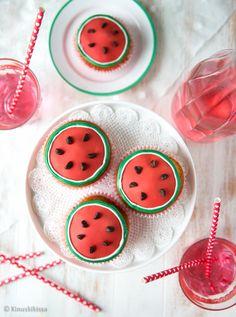 Sitruunaiset melonimuffinssit. Baking, Cake, Desserts, Food, Tailgate Desserts, Deserts, Bakken, Mudpie, Meals