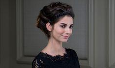 Elegante Hochsteckfrisur-Tutorial  #hairstyles #wedding #tutorial