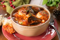 Cioppino A Fine Kettle of Fish