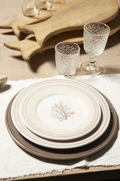 Côté Table dinnerware collection!