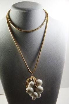 Nouveau Chicos Floral Tag Collier Pendentif Cadeau Vintage Femmes Party Holiday Jewelry