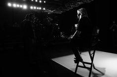 Backstage BR Klosset & P y Vangee Couture - Enero 2013, Intermoda - ph: Guillermina Fernandez