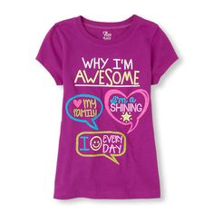 I'm awesome graphic tee
