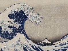 Under the Wave Off Kanagawa (1829/32) - Katsushika Hokusai (1760-1849)