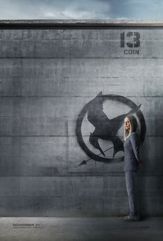 President Coin and the citizens of District 13 await you. Enter http://District13.Co.in #OurLeaderTheMockingjay