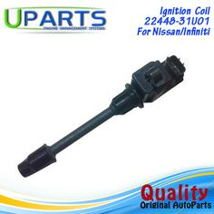 UPARTS Ignition Coil For Infinitii30/Nissan Maxima QX 2 3/Station Wagon/Cefiro Saloon 2.0 3.0 VQ20DE VQ30DE 22448-31U01 Nissan Infiniti, Nissan Maxima, Ignition Coil, Station Wagon, Transformers, Outdoor Power Equipment, Poland