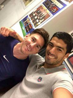 Messi is world's best, insists Suarez as Mascherano praises Argentine Lionel Messi, Messi 2015, Victoria, Best Player, Fc Barcelona, Man Crush, Neymar, Football Players, Work Hard
