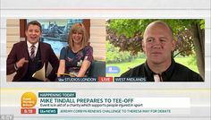 Stars such as Ronan Keating and Denise Van Outen will take part in the charity event that Mike is organising to raise funds for Parkinson's charities Denise Van Outen, Ronan Keating, Mike Tindall, Charity Event, Raise Funds, West Midlands, Organising, Trials