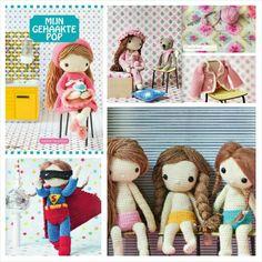 Mijn gehaakte pop en vele andere ideeën vindt je op www.perapasha.nl