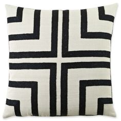 """BOUGHT jcp home™ Cruz 16"""" Square Decorative Pillow - jcpenney."""