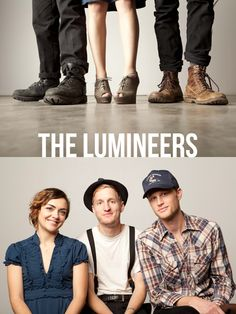 The Lumineers <3 <3 <3  (just a little obsessed with this band!!!!)
