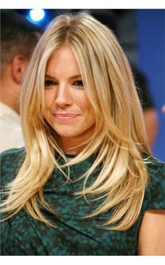 "Sienna""s great haircut - we love! For more hairstyle tips go to www.worksofbeauty.com"
